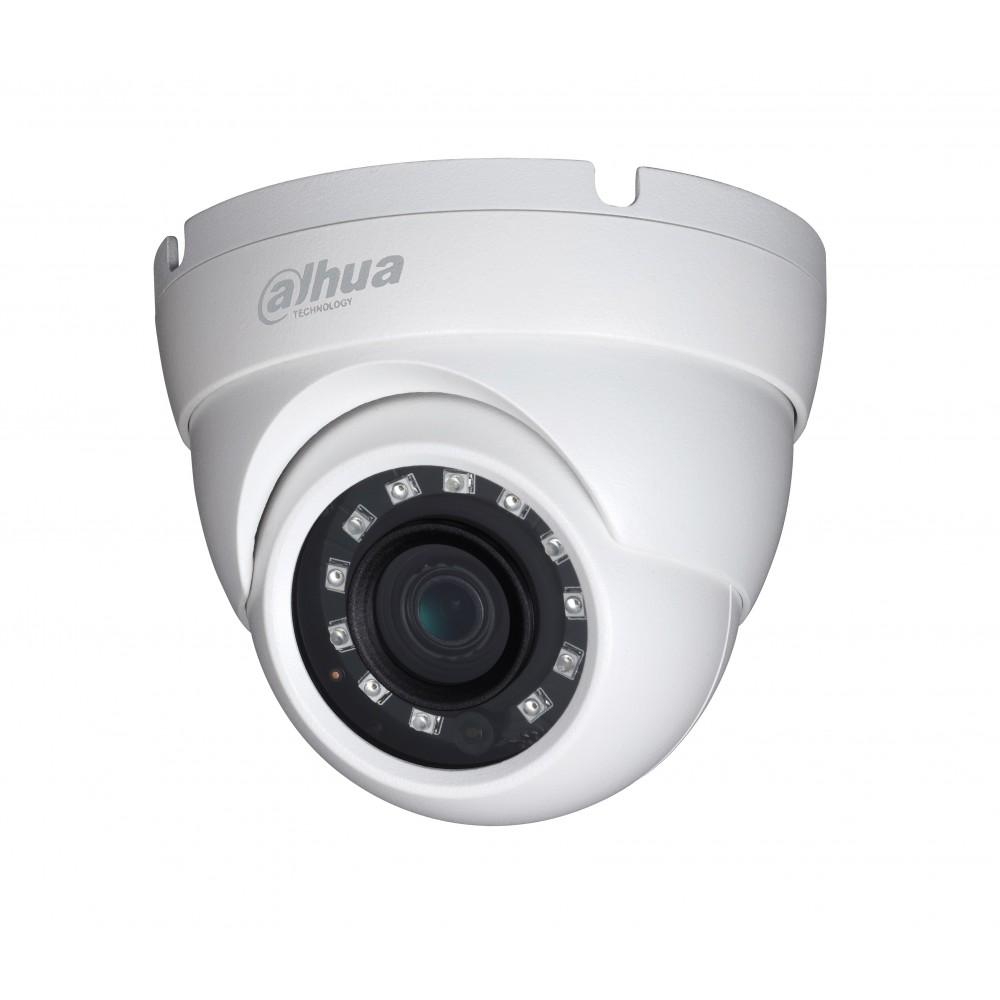 HDCVI куполна камера 1 МPixel HAC-HDW1100M-0360B-S3