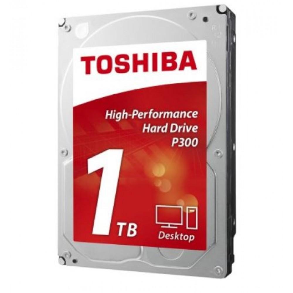 "HDD desktop Toshiba P300 (3.5"" 1TB, 7200RPM, 64MB, NCQ, AF, SATAIII)"