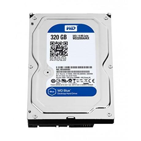 320GB HDD SATA 3.5, Тестван с гаранция
