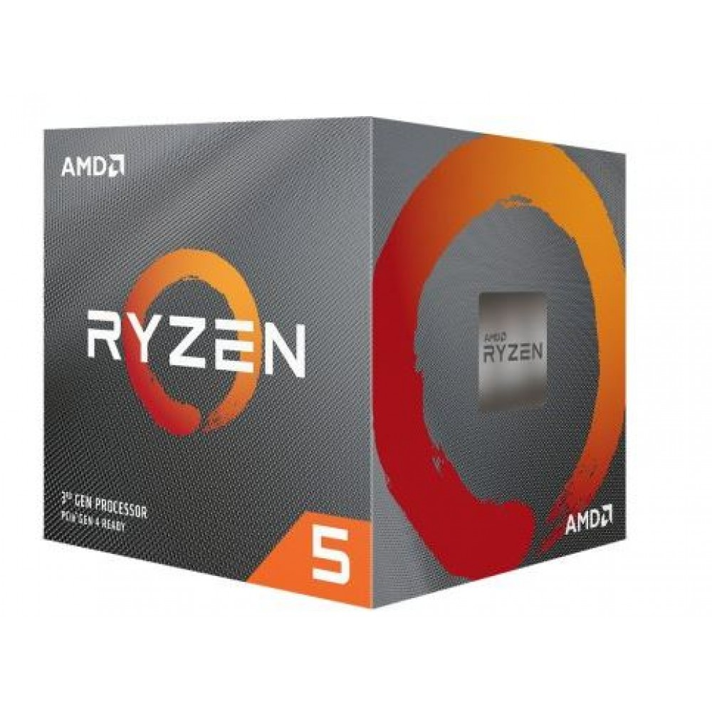 AMD CPU Desktop Ryzen 5 6C/12T 2600X MAX  box