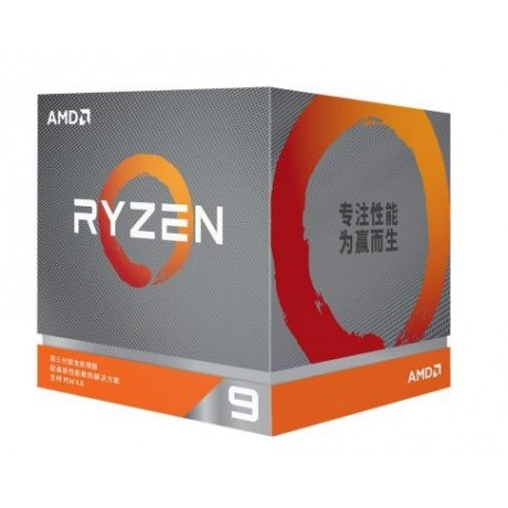 AMD CPU Desktop Ryzen 9 12C/24T 3900X  box