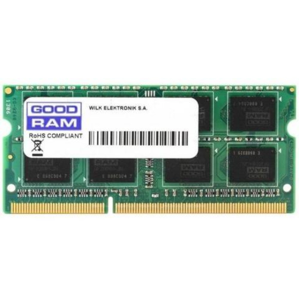 GOODRAM SODIMM DDR4 8GB PC4-21300 (2666MHz)