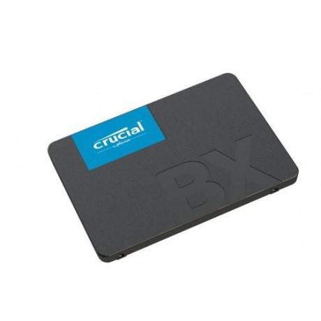 "240GB CRUCIAL BX500 SSD, 2.5"""
