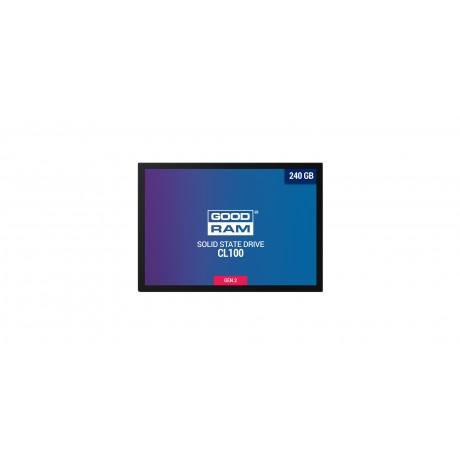 "240GB GOODRAM SSD SATA III 2.5""  НОВ"