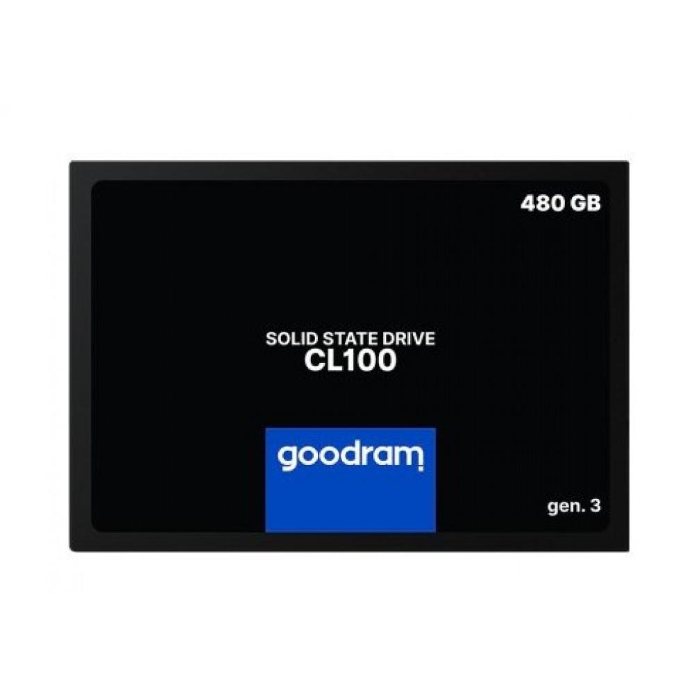 480GB GOODRAM CL100 GEN. 3 2.5''