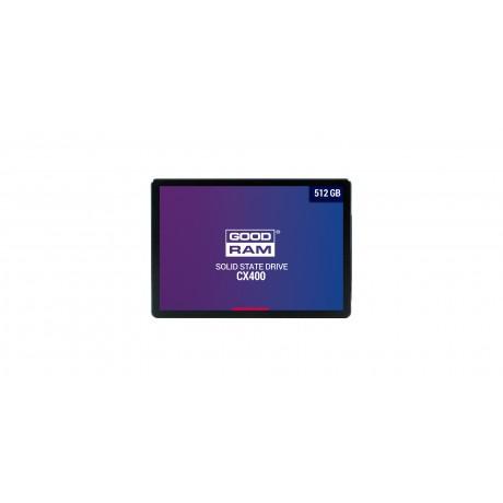 """512GB GOODRAM SSD CX400 SATA III 2.5""""  НОВ"""