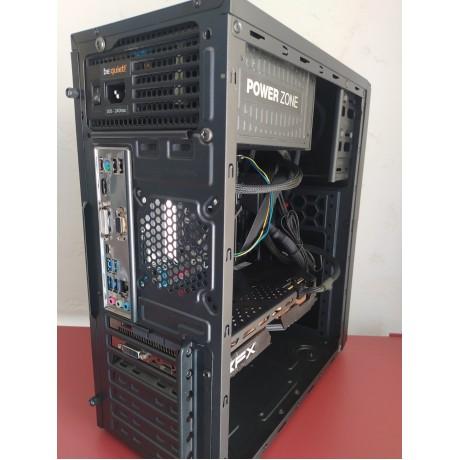 Геймърски компютър DIGITAL PRO с Процесор i3-9100F, 8GB DDR4, 256GB m.2/GTX1650 4GB