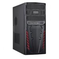 Digital PC с Процесор i3-9100F, 8GB DDR4, 256GB SSD + SAPPHIRE PULSE RADEON RX 550 4G