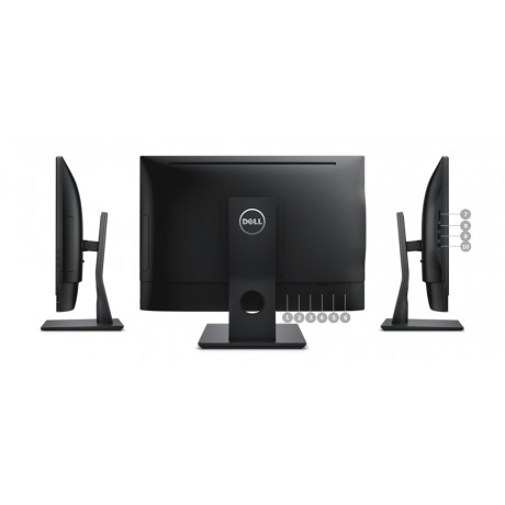 Dell Optiplex 3240 AiO с процесор Intel i5, 8GB DDR3, 500GB, 21.5' IPS