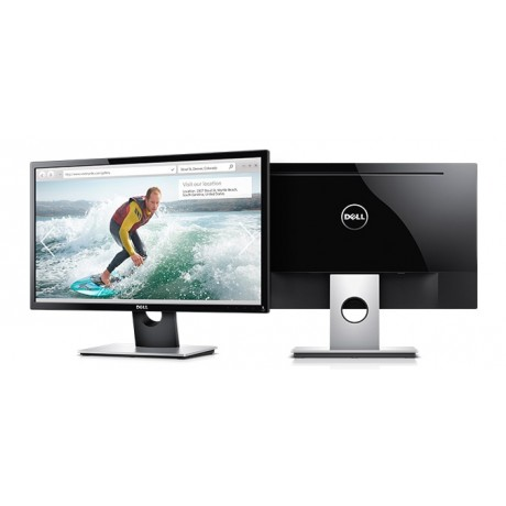 Монитор Dell SE2416H 24'', IPS, HDMI