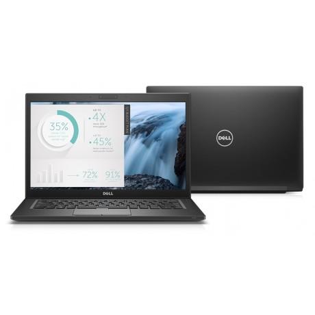 "Dell Latitude 7480 с процесор i7 - 7600U, 8GB DDR4, 256GB SSD, 14'' FHD, клас ""А"""