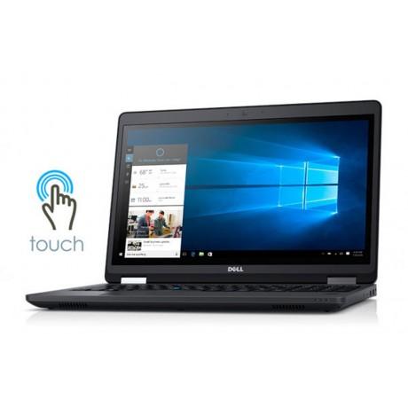 Dell Latitude E5570 с процесор i5 - 6200U, 8GB DDR4,128GB SSD, 15.6'' Touch
