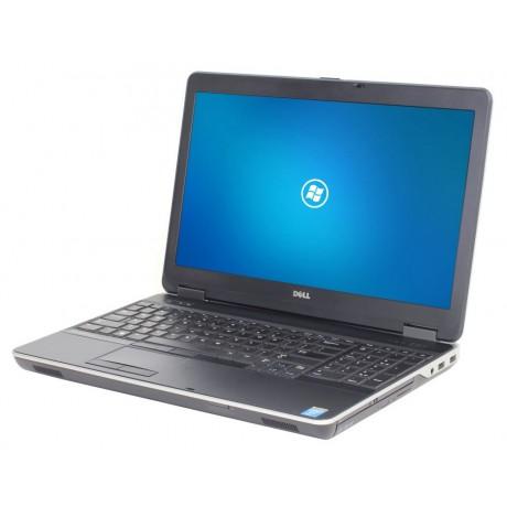 Dell Latitude E6540 с процесор Intel Core i7, 16GB DDR3, 512GB SSD, 15.6''FHD