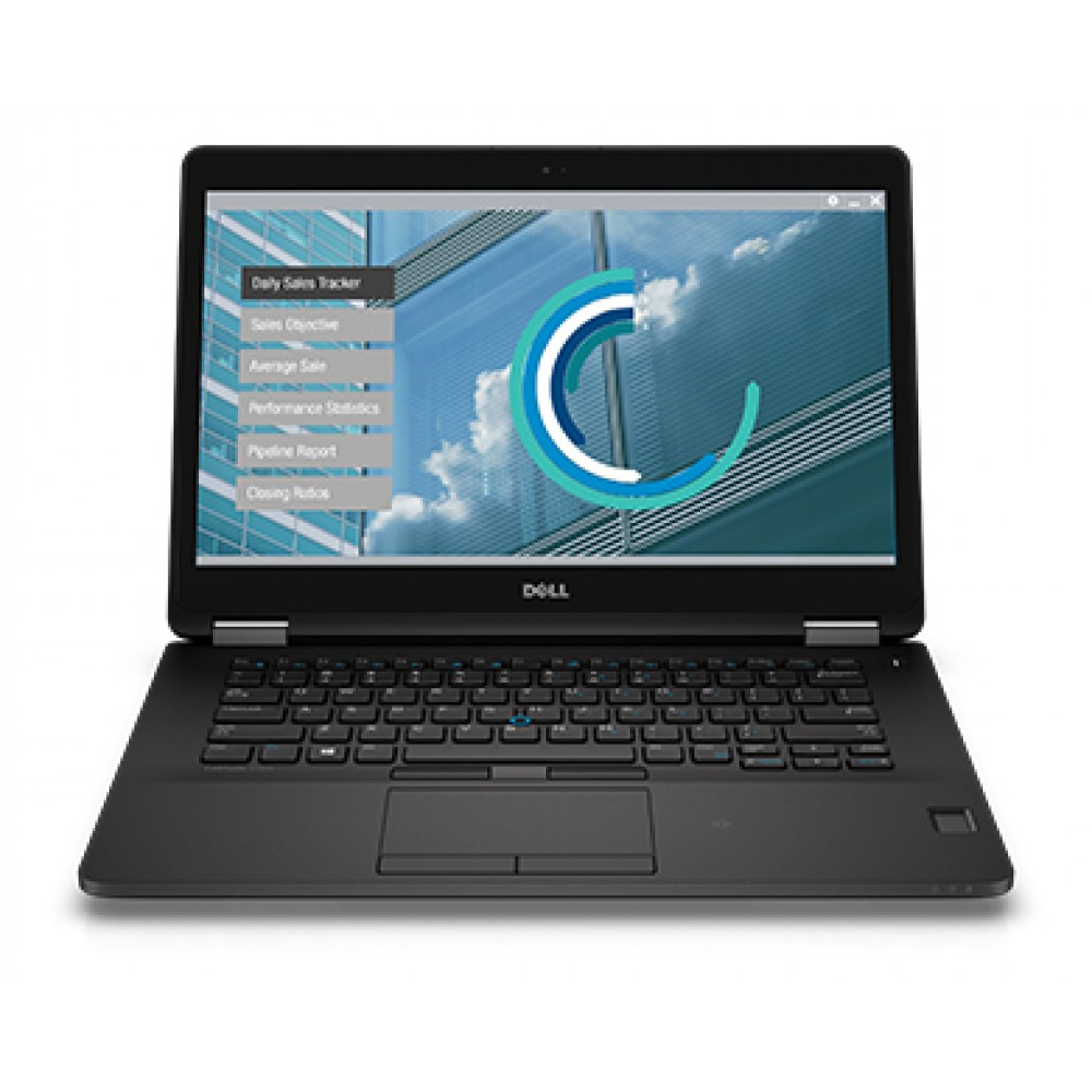 Dell Latitude E7270 с процесор Intel i7 - 6600U, 16GB DDR4, 256GB SSD, 12.5''