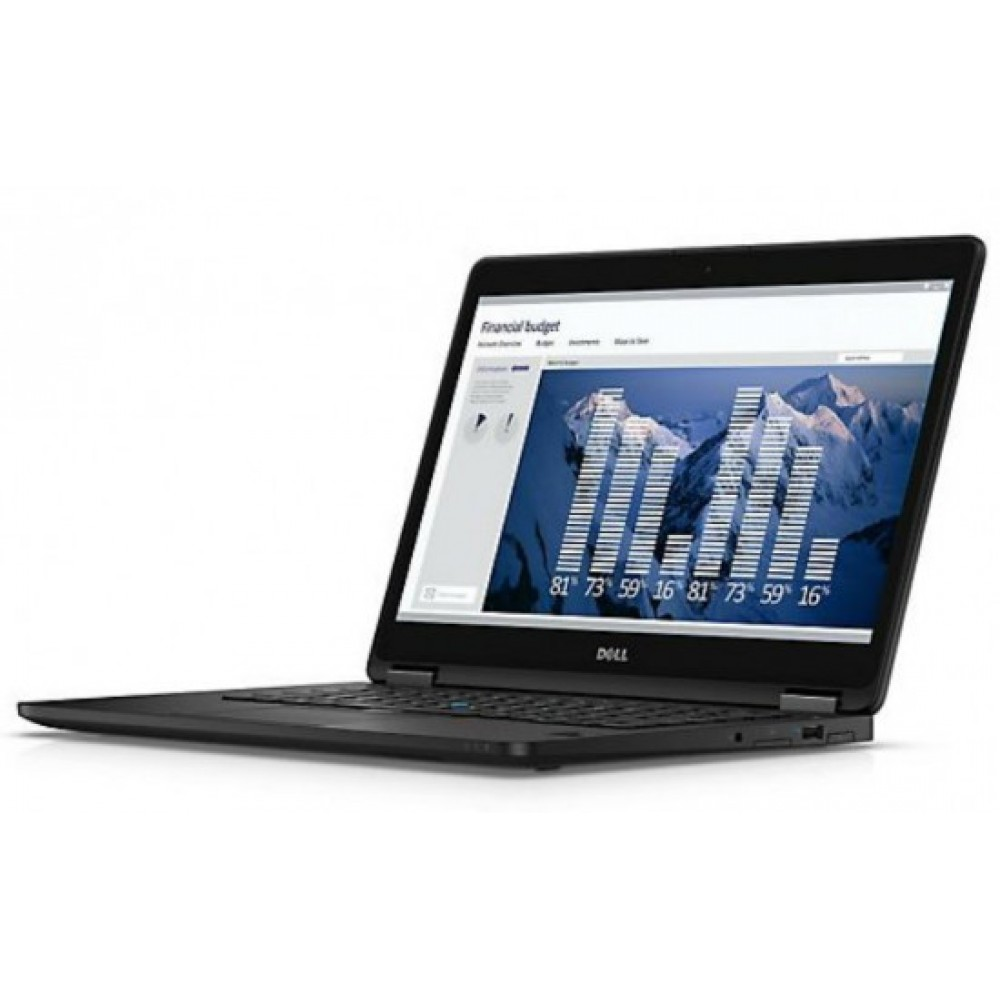 Dell Latitude E7470 с процесор Intel Core i5, 8GB DDR3, 256GB SSD, 14''FHD