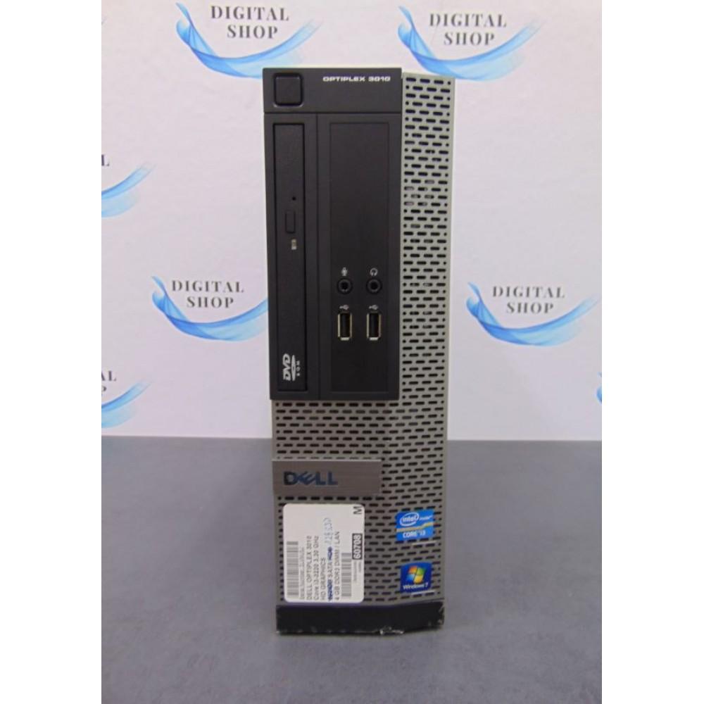 Dell Optiplex 3010 с процесор Intel G2130, 4096MB DDR3, 250GB HDD