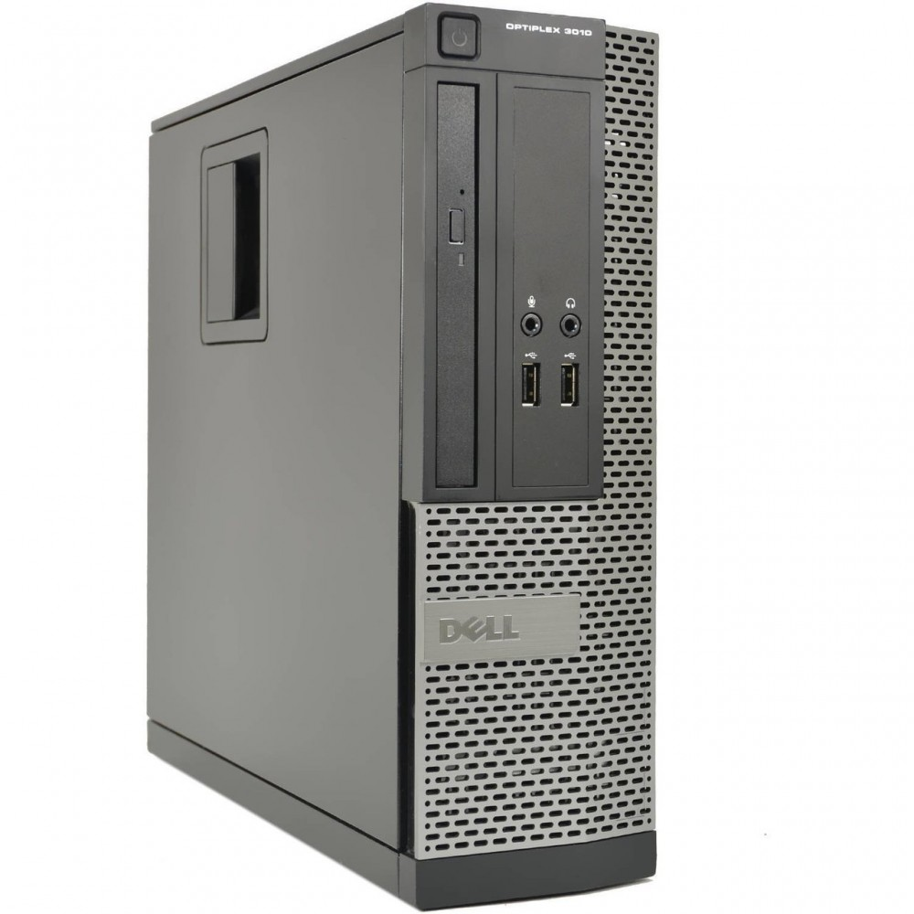Dell Optiplex 3010 с процесор Intel i3 - 3220, 4GB DDR3, 250GB HDD, HDMI