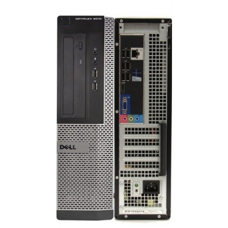 Dell Optiplex 3010 с процесор Intel i3 - 2120, 4GB DDR3, 250GB HDD