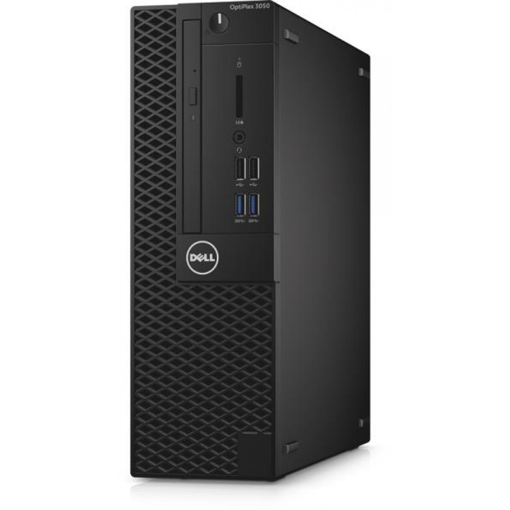 Dell Optiplex 3050 SFF с процесор G4400, 8GB DDR4, 500GB HDD