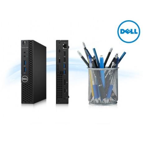 Dell Optiplex 3070 micro с процесор i5 - 9500T, 8GB DDR4, 256GB NVME