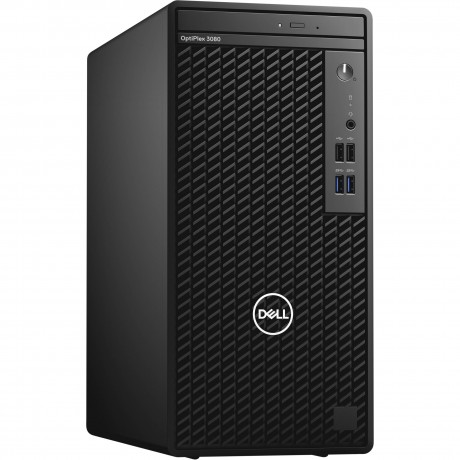 Dell Optiplex 3080 Tower с процесор i5 - 10500, 8GB DDR4, 256GB NVME