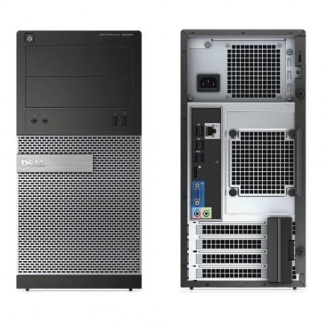 Dell Optiplex 7020 Tower с процесор i5 - 4590, 8GB DDR3, 500GB HDD