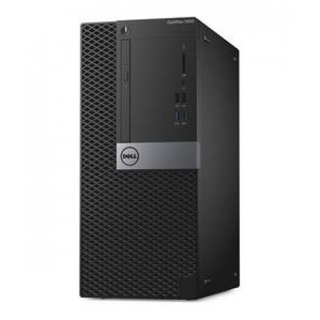 Dell Optiplex 7050 Tower  с процесор i5  - 6600, 8GB DDR4, 1 TB HDD