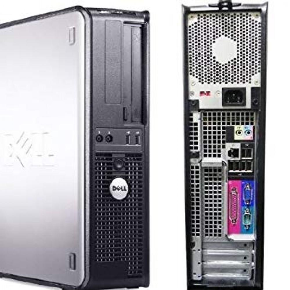 Dell Optiplex 755с процесор E6550, 4096MB DDR2, 80GB HDD