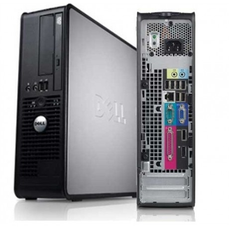Dell Optiplex 760 с процесор E8400, 4096MB DDR2, 160GB HDD