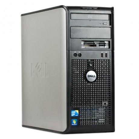 Dell Optiplex 780 с процесор Intel E8400, 4096MB DDR3, 160GB HDD