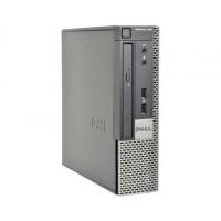 Dell Optiplex 780 USFF с процесор Intel E8400, 4GB DDR3, 250GB HDD