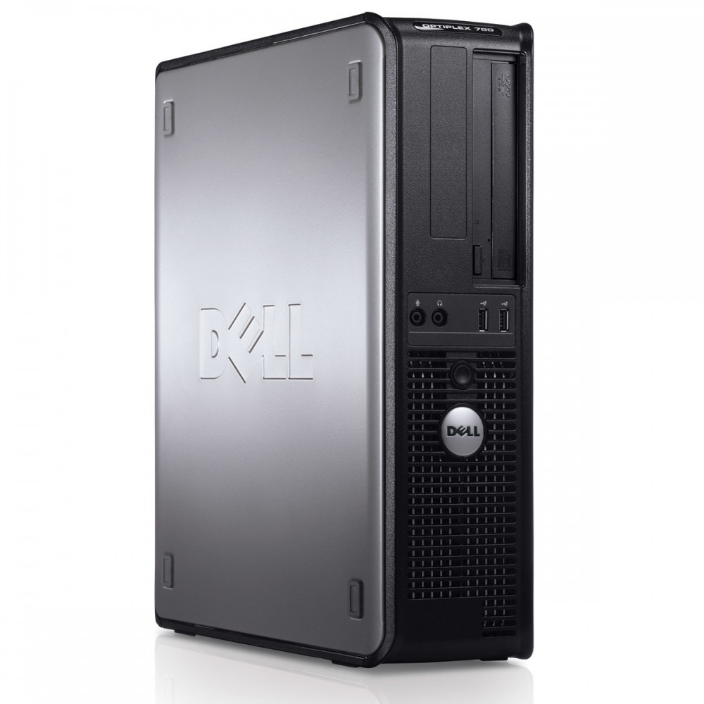 Dell Optiplex 780 с процесор Intel Q9400, 4096MB DDR3, 160GB HDD