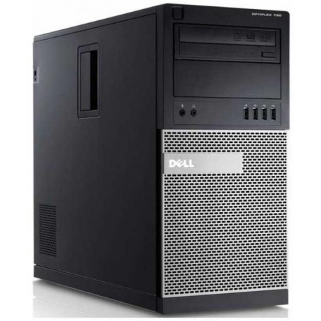 Dell Optiplex 790 Tower с процесор Intel i3 - 2100, 4096MB DDR3, 250GB HDD
