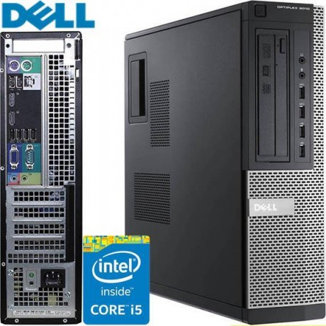 Dell Optiplex 9010 SFF с процесор Intel i3 - 3570, 4GB DDR3, 250HDD