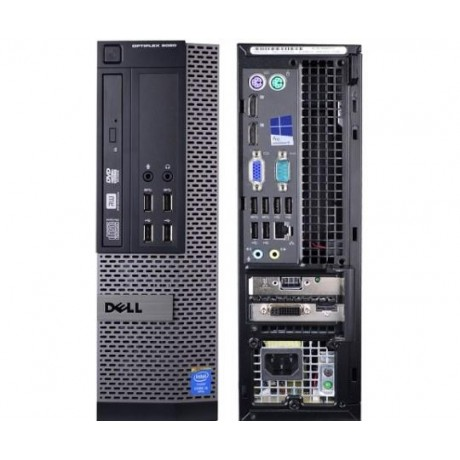 Dell Optiplex 9020 SFF с процесор i5 - 4590, 8GB DDR3, 500GB HDD
