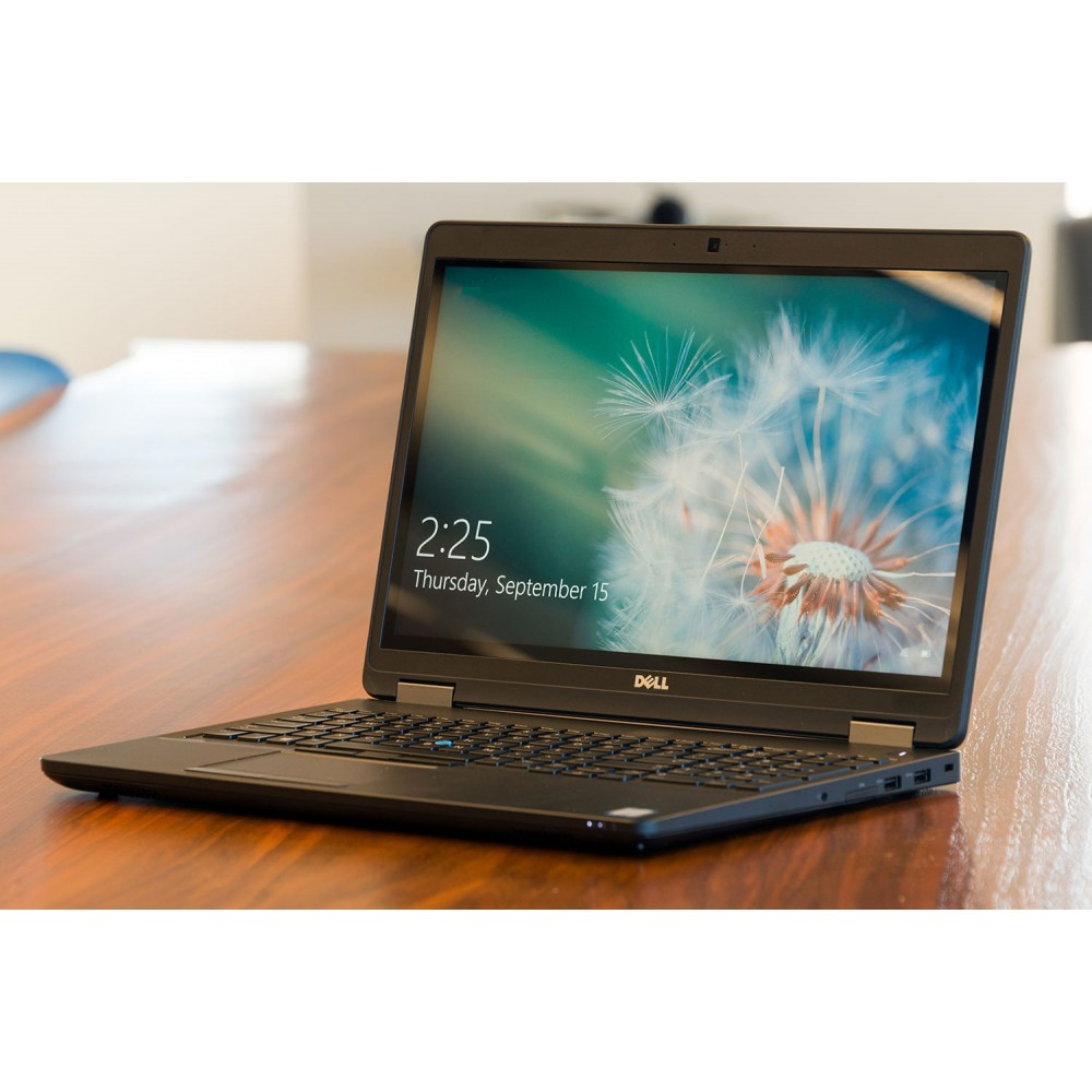 Dell Precision 3510 с процесор Intel i7-6820HQ,16GB DDR4, 512GB SSD ,FirePro W5130M, 15.6'FHD