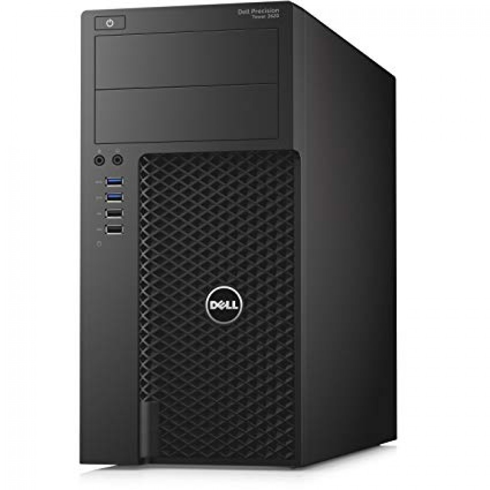 Dell Precision Tower 3620 с процесор Intel Core i5,16GB DDR4,256GB SSD
