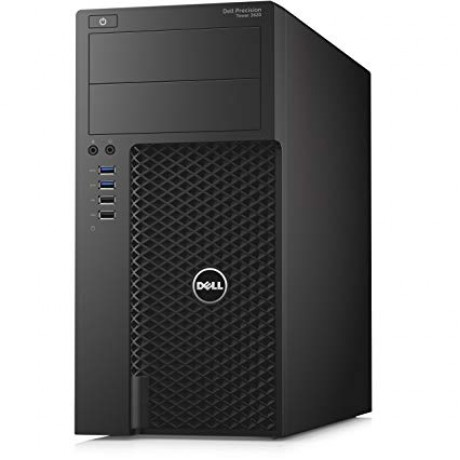 Dell Precision Tower 3620 с процесор Intel Core i7 - 6700K, 32GB DDR4, 512GB SSD, Quadro M4000