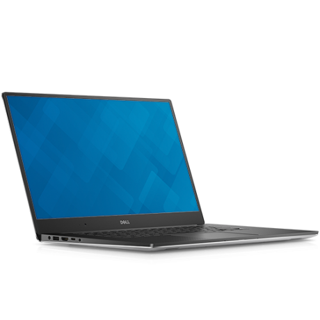 Dell Precision 5510 с процесор Intel i7 - 6820HQ, 16GB DDR4, 256GB NVME SSD, 15.6''FHD, Quadro M1000M
