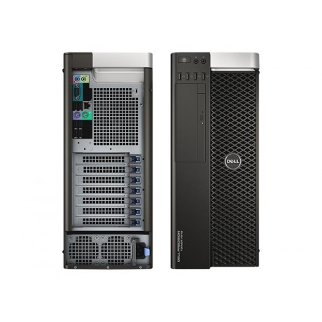Dell Precision Tower 7810 с процесор Xeon E5-2630 v3, 16GB DDR4, 1000GB HDD, FirePro W5100