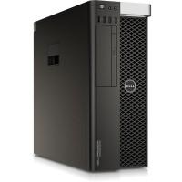Dell Precision Tower 7810 с процесори 2 х Xeon E5-2620 v3, 32GB DDR4, 500GB HDD, Quadro K2200