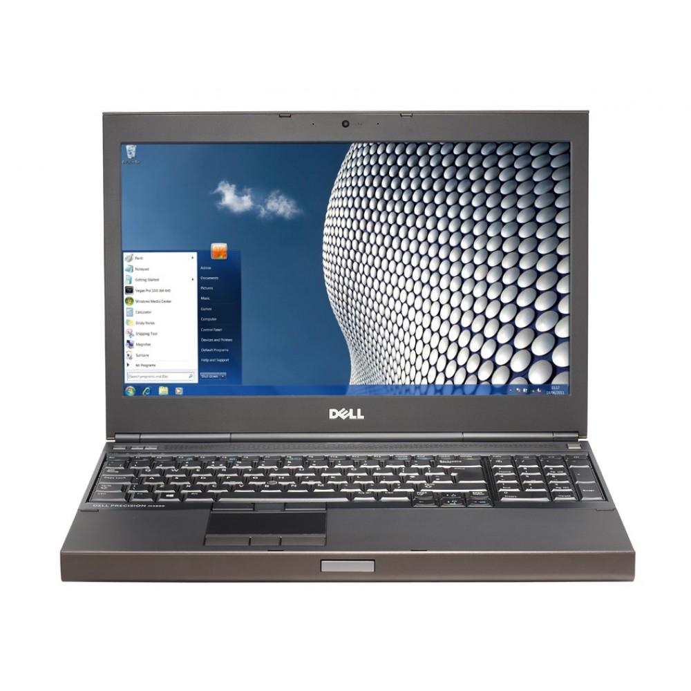 Dell Precision M4800 с процесор Intel Core i7, 16GB DDR3,512GB SSD