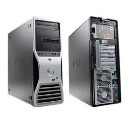 Dell Precision T3500 с процесор Intel Xeon W3503, 6GB DDR3, 1TB, Quadro 600