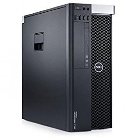Dell Precision T3600 с процесор Xeon E5-1620, 32GB DDR3, 500GB, Quadro 2000