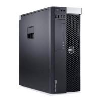 Dell Precision T3610 с процесор Xeon E5-1607,16GB DDR3,500GB HDD, Quadro K600