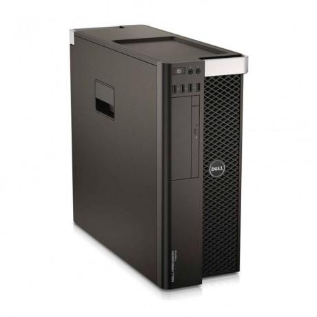 Dell Precision T3610 с процесор Xeon E5-1620 v2,16GB DDR3,256GB SSD, Quadro K4000