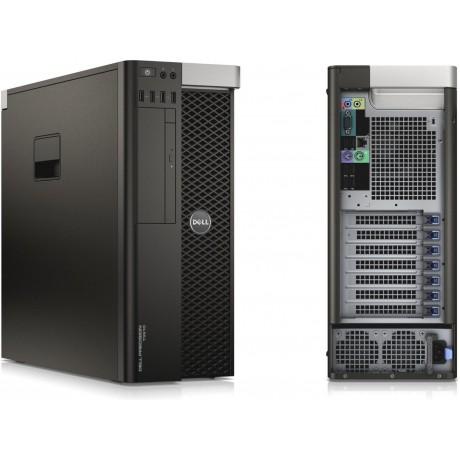 Dell Precision T3610 с процесор Xeon E5-1620 v2, 32GB DDR3, 500GB HDD, FirePro W5000
