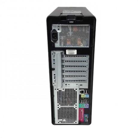 Dell Precision T5500 с процесор 2 x Xeon E5506, 12GB DDR3, 1TB HDD, Quadro 2000