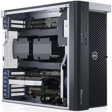 Dell Precision T5600 с процесори 2 x Xeon E5-2650 32GB DDR3, 500GB, Quadro 4000