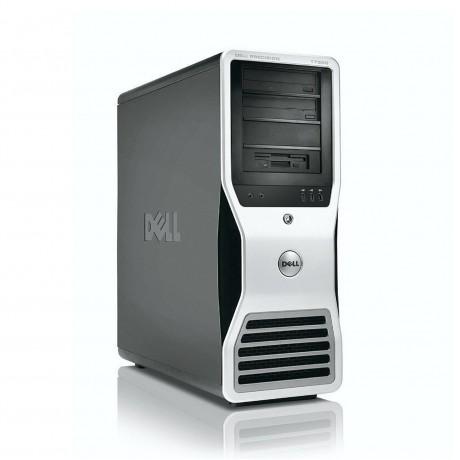 Dell Precision T7500 с процесори 2 x Xeon E5603, 24GB DDR3, 500GB, FirePro V3700
